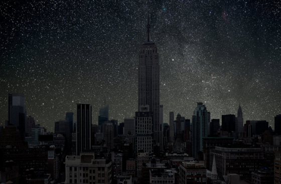 Starry-Night-New-York-Thierry-Cohen-via-Seventeenth-&-Irving