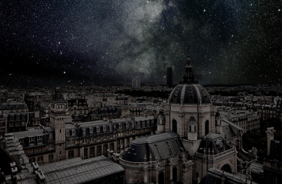 Starry-Night-Paris-Thierry-Cohen-via-Seventeenth-&-Irving
