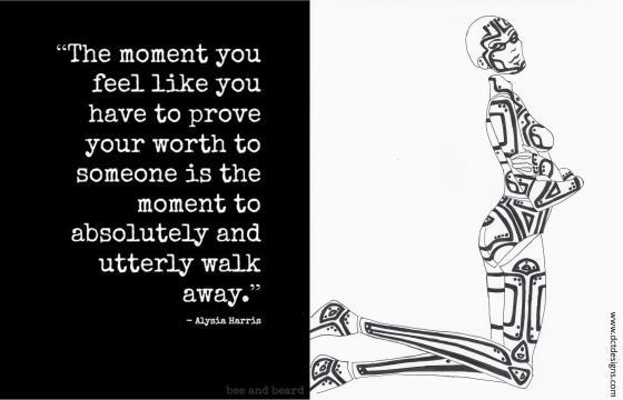MM-walk away