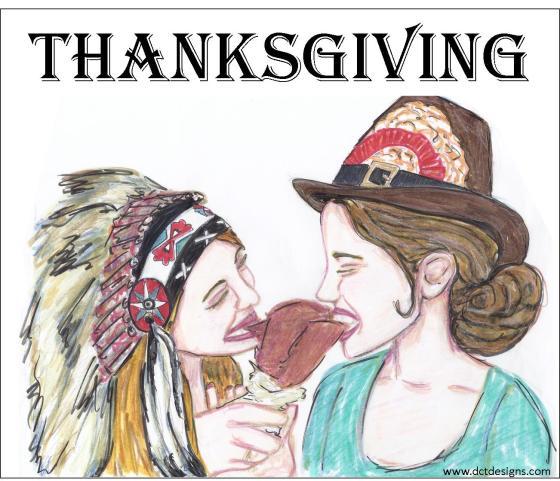 Thanksgiving Turkey Leg