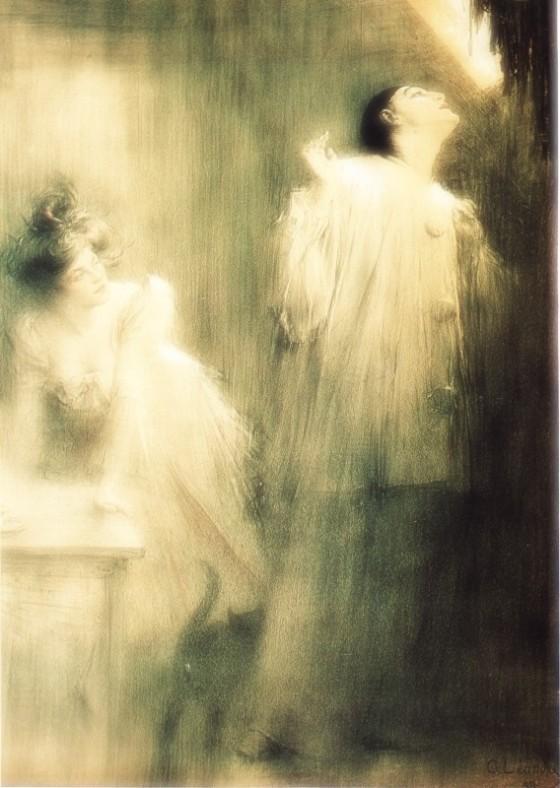 Ch. Leandre Pierrot Et Colombine via Wikipedia