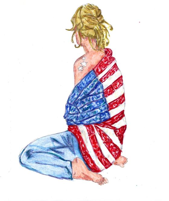 Flag Quilt (3)